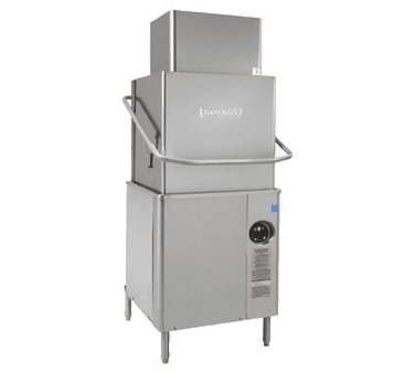 Hobart AM15VL+BUILDUP Ventless Door Type Dishwasher