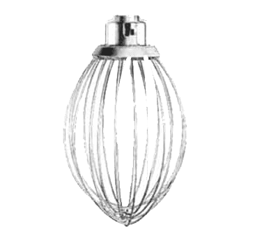 Hobart DWHIP-SST005 5 qt. D Wire Whip