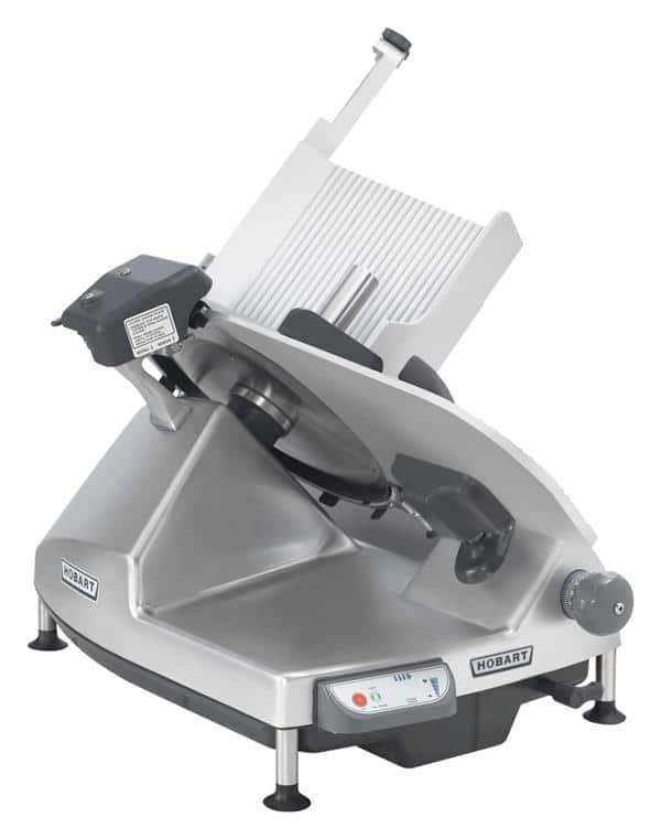 Hobart HS9N-HV60C Heavy Duty Meat Slicer