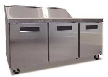 Hoshizaki CRMR72-12 Commercial Series Sandwich Top Refrigerator