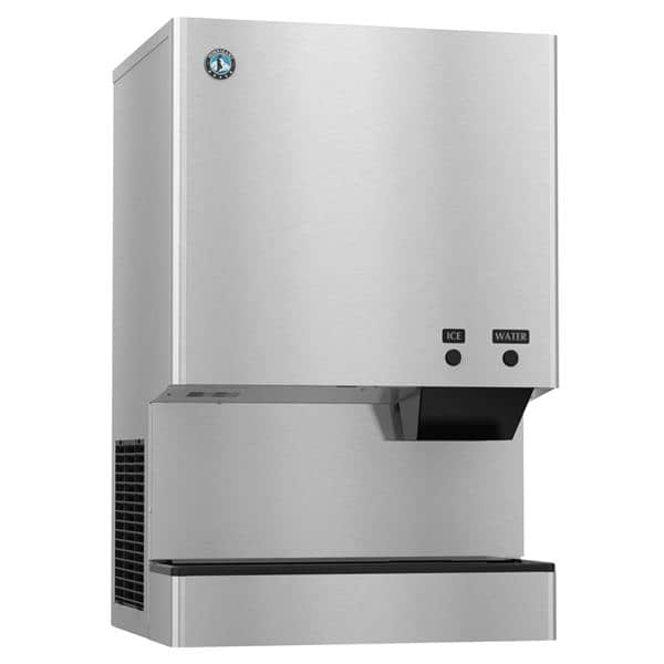 "Hoshizaki DCM-500BAH    26"" Nugget Ice Maker Dispenser, Nugget-Style - 600-700 lbs/24 Hr Ice Production, Air-Cooled, 115 Volts"