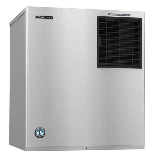 """Hoshizaki F-2001MRJ-C 30""""  Cubelet Ice Maker, Nugget-Style - 1500-2000 lbs/24 Hr Ice Production,  Air-Cooled, 208-230 Volts"""