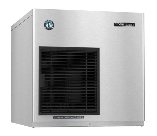 "Hoshizaki F-450MAJ    22""  Flake Ice Maker, Flake-Style, 400-500 lbs/24 Hr Ice Production,  115 Volts, Air-Cooled"