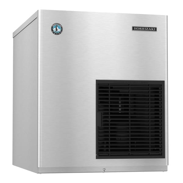 """Hoshizaki F-801MWJ    22""""  Flake Ice Maker, Flake-Style, 600-700 lbs/24 Hr Ice Production,  115 Volts, Water-Cooled"""