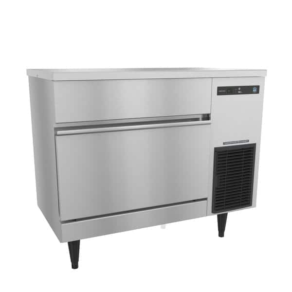 """Hoshizaki IM-200BAC 39.5"""" Full-Dice Ice Maker With Bin, Cube-Style - 100-200 lbs/24 Hr Ice Production, Air-Cooled, 115 Volts"""