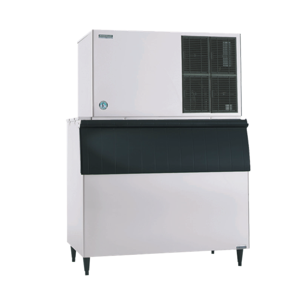 """Hoshizaki KM-1601SWJ    48""""  Crescent Cubes Ice Maker, Cube-Style - 1500-2000 lbs/24 Hr Ice Production,  Water-Cooled, 208-230 Volts"""