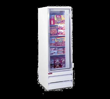 Howard-McCray GR88BM 103.75'' Section Refrigerated Glass Door Merchandiser