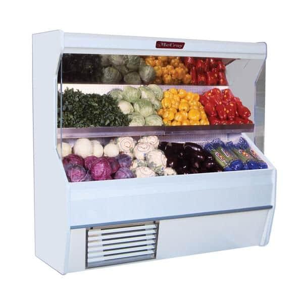 Howard-McCray R-P32E-8S-LED Produce Open Merchandiser
