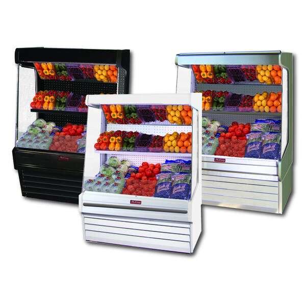 Howard-McCray SC-OP30E-3-B-LED  Produce Open Merchandiser