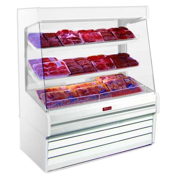 Howard-McCray SC-OP30E-4L-LED  Produce Open Merchandiser