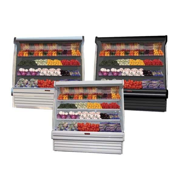 Howard-McCray SC-OP35E-4S-S-LED Produce Open Merchandiser