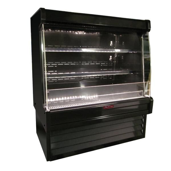 Howard-McCray SC-OP35E-6L-B-LED Produce Open Merchandiser