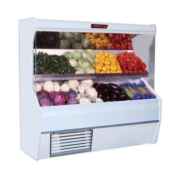 Howard-McCray SC-P32E-6S-LED Produce Open Merchandiser