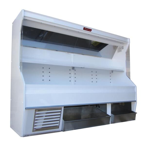 Howard-McCray SC-P32E-8S-BINS-LED Produce Open Merchandiser