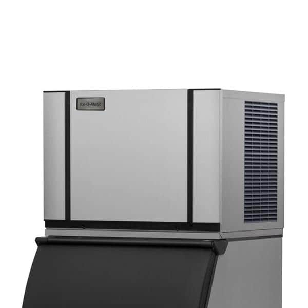 """ICE-O-Matic CIM0430HW    30.25""""  Half-Dice Ice Maker, Cube-Style - 400-500 lbs/24 Hr Ice Production,  Water-Cooled, 115 Volts"""