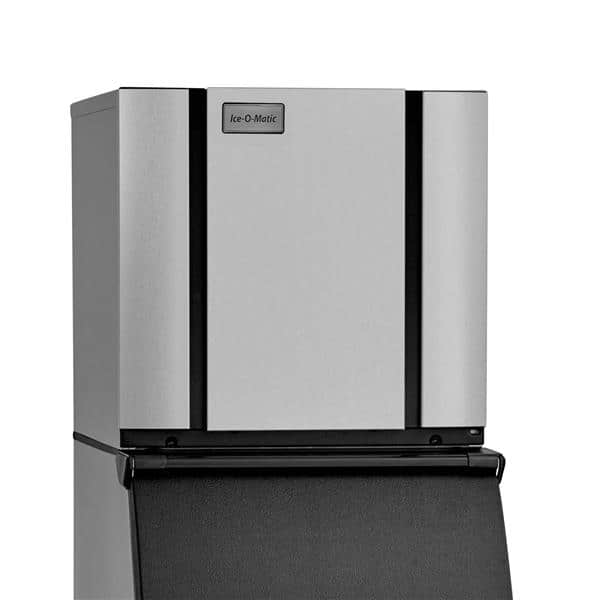 "ICE-O-Matic CIM0836HW    30.25""  Half-Dice Ice Maker, Cube-Style - 700-900 lb/24 Hr Ice Production,  Water-Cooled, 208-230 Volts"