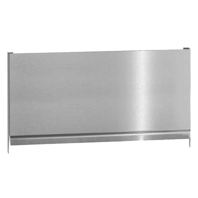 Imperial BG-84 Diamond Series Heavy Duty Backguard/Flue Riser