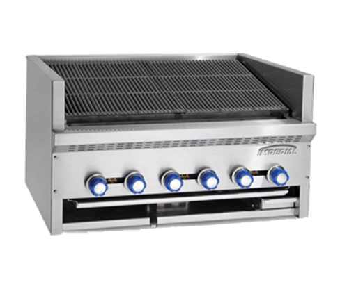 Imperial IABR-60 Steakhouse Charbroiler