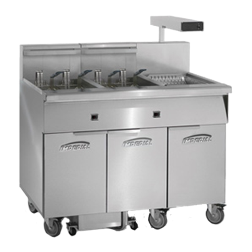 Imperial IFSCB350EC Fryer