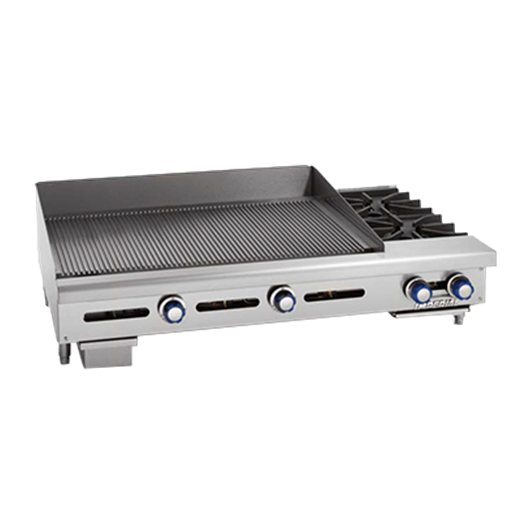 Imperial IGG-72-OB-2 Griddle/Hotplate
