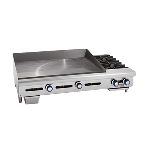 Imperial ITG-48-OB-2 Griddle/Hotplate