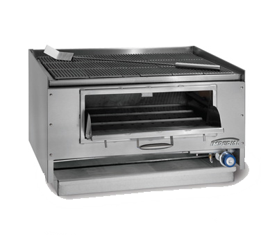 Imperial MSQ-60 Mesquite Wood Broiler