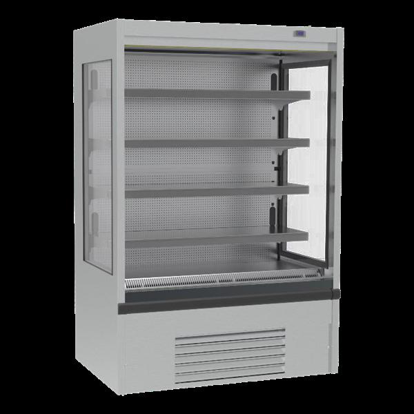 Infrico USA IAG-ML12IM1 52.34'' Air Curtain Open Display Merchandiser with
