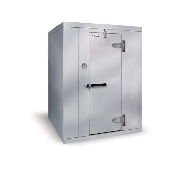 "Kolpak KF7-0806-FR  Kold-Front Walk-In Freezer 7'-6.25"" H, 7'-9"" W, 5'-10"" L with Era floor"