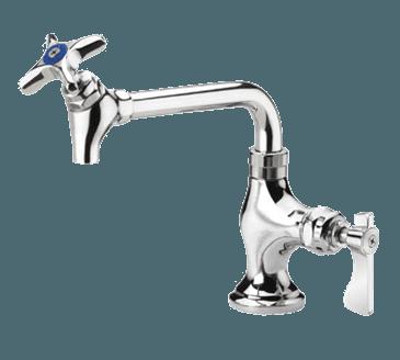 Krowne Metal Metal 16-160L Krowne Royal Series Deck Mount Pot Filler Faucet