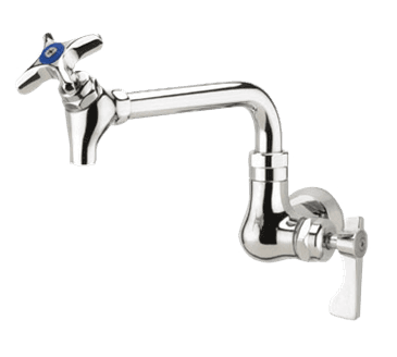 Krowne Metal Metal 16-178L Krowne Royal Series Wall Mount Pot Filler Faucet