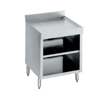 Krowne Metal Metal 21-GSB3 Standard 2100 Series Underbar Glass Storage Unit