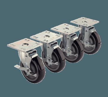 Krowne Metal Metal 28-120S Krowne Heavy Duty Plate Caster