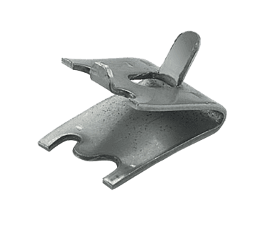 Krowne Metal Metal 30-317 Krowne Snap-In Shelf Supports for Refrigerators- Zinc Plated Steel