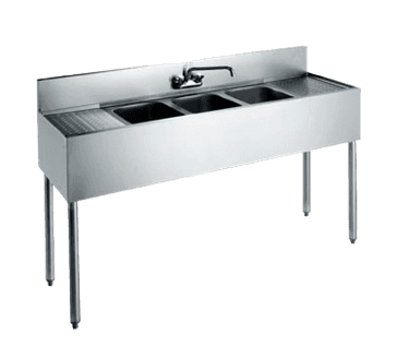 Krowne Metal Metal CS-1872 Convenience Store Sink