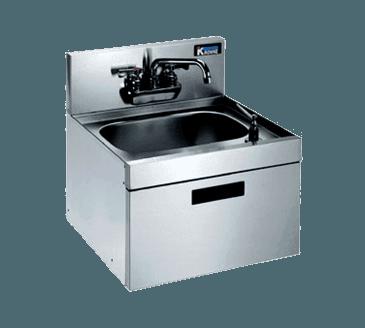 Krowne Metal Metal KR18-18WST Royal 1800 Series Underbar Hand Sink