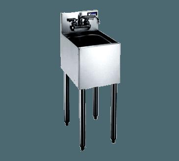 Krowne Metal Metal KR18-1C Royal 1800 Series Underbar Hand Sink
