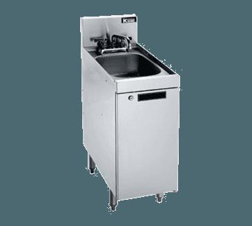 Krowne Metal Metal KR18-SD12C Royal 1800 Series Underbar Hand Sink Unit