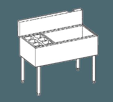 Krowne Metal Metal KR21-M48C Royal 2100 Series