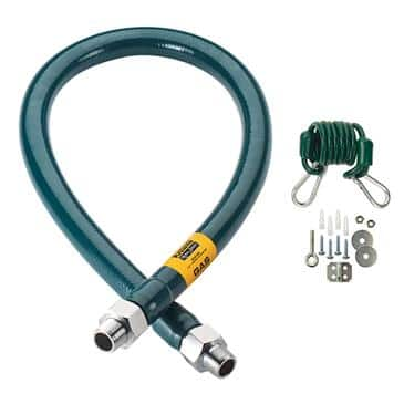 Krowne Metal Metal M10036C Royal Series Moveable Gas Connection Kit