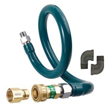 Krowne Metal Metal M5036K4 Royal Series Moveable Gas Connection Kit