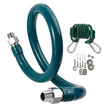Krowne Metal Metal M5048K6 Royal Series Moveable Gas Connection Kit