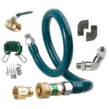 Krowne Metal Metal M7560K9 Royal Series Moveable Gas Connection Kit