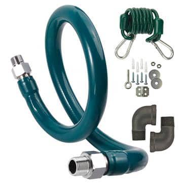 Krowne Metal Metal M7572K8 Royal Series Moveable Gas Connection Kit
