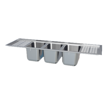 LaCrosse Cooler Cooler DI43CD Drop-In Sink