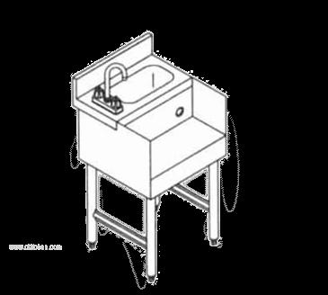 LaCrosse Cooler SK18RSC Sinkronization 21 Underbar Blender Stand