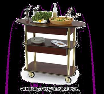 Lakeside Manufacturing Manufacturing 37307 Salad Cart