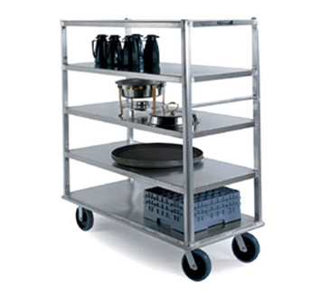Lakeside Manufacturing Manufacturing 4567 Extreme Duty Queen Mary Banquet Cart