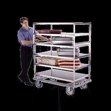 Lakeside Manufacturing Manufacturing 595 Tough Transport Banquet Cart