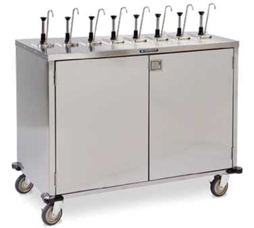 "Lakeside Manufacturing Manufacturing 70201 EZ SERVE"" Condiment Cart"