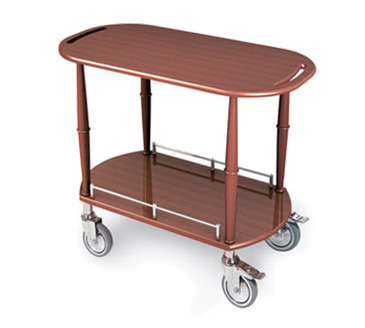 Lakeside Manufacturing Manufacturing 70524 Serving Cart-Spice